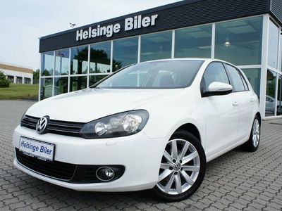 used VW Golf VI 1,4 TSi 122 Highline