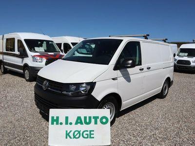 brugt VW Transporter 2,0 TDi 102 Kassevogn kort BMT
