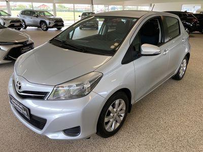 brugt Toyota Yaris 1,3 man.6, 5D. 99HK 5d A