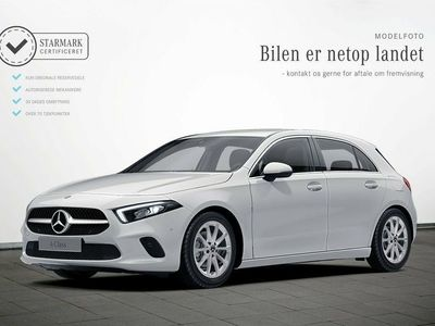 used Mercedes A180 d 1,5 Business Progressive Line aut.