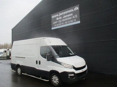 brugt Iveco Daily 35S13 13,2m3 2,3 D 126HK Van 2014