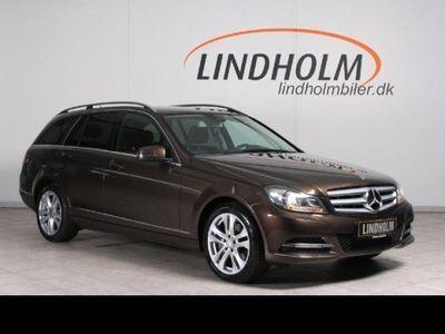 brugt Mercedes C220 CDi Avantgarde st.car BE 2,2