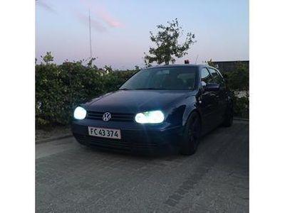 brugt VW Golf IV 1,8 GTI Turbo
