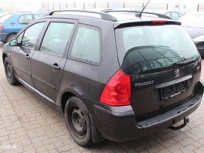 brugt Peugeot 307 1,6 XR 110HK Stc