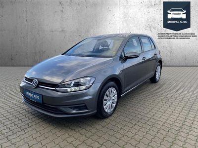 brugt VW Golf 1,0 TSI BMT Trendline 85HK 5d - Personbil - Mørkgrå
