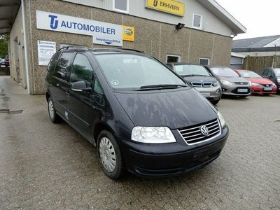 gebraucht VW Sharan 1,9 TDi 115