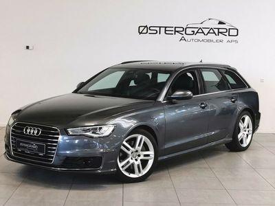 brugt Audi A6 3,0 TDi 272 S-line Avant quat S-tr