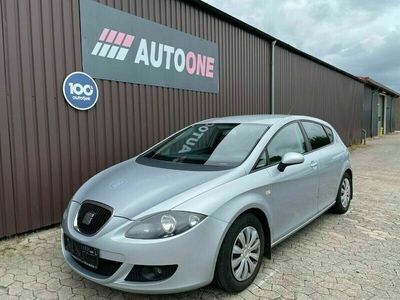 brugt Seat Leon 1,6 Reference