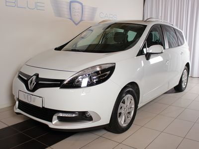 brugt Renault Grand Scénic 1,5 dCi ESM 7pers. Expression 110HK MPV 5d