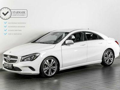 gebraucht Mercedes CLA220 d 2,2 aut.