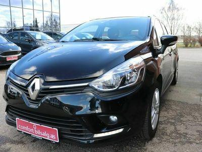 brugt Renault Clio IV 1,5 dCi 90 Zen Sport Tourer