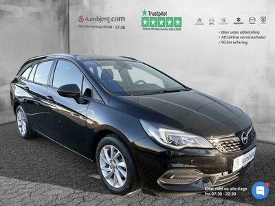 brugt Opel Astra Sports Tourer 1,5 Turbo Edition 105HK Stc 6g