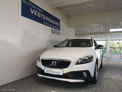 brugt Volvo V40 CC 1,6 D2 Momentum 115HK Stc 6g
