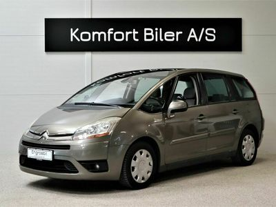 brugt Citroën Grand C4 Picasso HDi 110 VTR+ 7prs 1,6