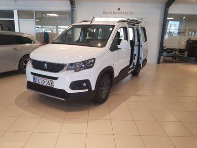 brugt Peugeot Rifter L1 1,5 BlueHDi Allure 100HK