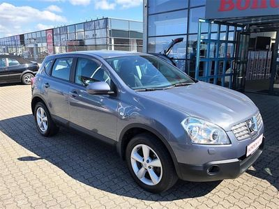 used Nissan Qashqai 1,5 DCi DPF Acenta 4x2 103HK 5d 6g