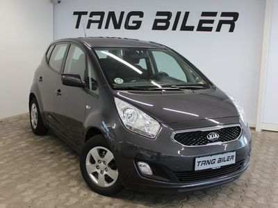 used Kia Venga 1,4 CVVT World Cup
