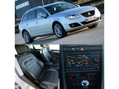 gebraucht Seat Exeo 2,0 SPORT Tdi 143 hk 6 gear 2011 evt bytte