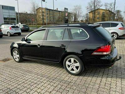 brugt VW Golf VI 1.6 105 HK Comfortline