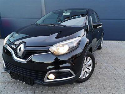 brugt Renault Captur 1,5 DCI FAP Dynamique Energy 90HK 5d