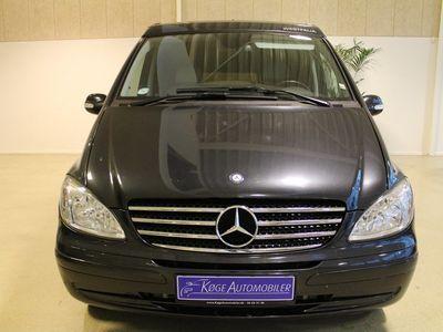 brugt Mercedes Viano 3,0 CDI Marco Polo Westfalia