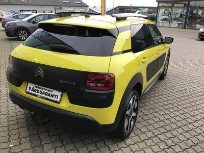 brugt Citroën C4 Cactus 1,2 PureTech Feel Edition ETG start/stop 82HK 5d Aut. A+