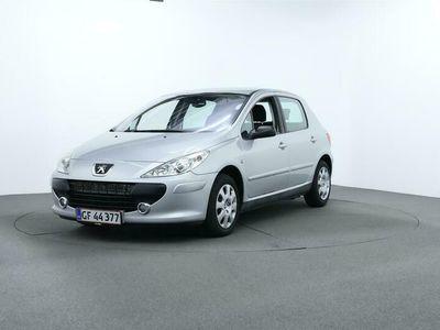 brugt Peugeot 307 1,6 HDI 90HK 5d B