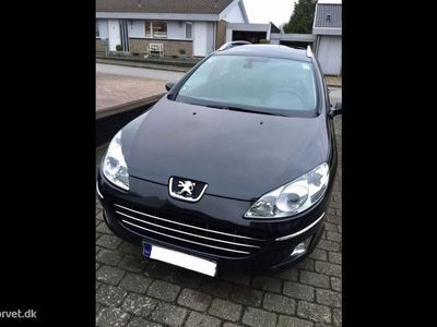 brugt Peugeot 407 SW 1,6 HDI Perfection 109HK Stc
