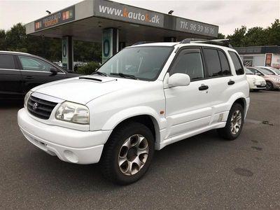 brugt Suzuki Grand Vitara 2,0 TD 4x4 109HK Van