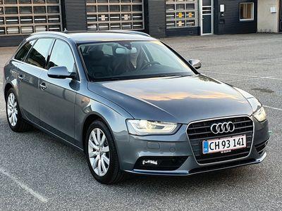 brugt Audi A4 AVANT 1,8 TFSI 170HK AUT.