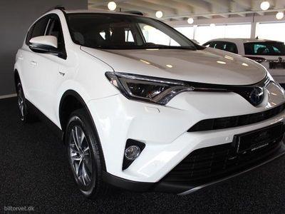 used Toyota RAV4 2,5 B/EL H3 Safety Sense 4x2 197HK 5d 6g Aut.