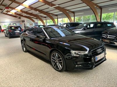 brugt Audi A5 Cabriolet TFSi 170
