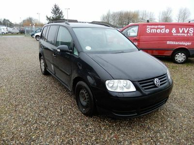 brugt VW Touran 1,9 TDi 100 Van
