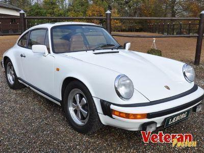 usado Porsche 911 3,0 SC Coupe