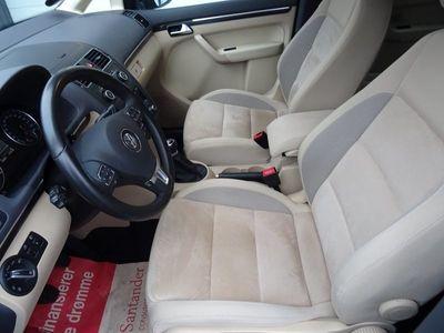 brugt VW Touran 2,0 TDi 140 Highline BMT 7prs