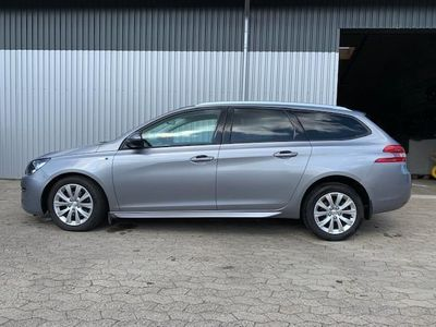 second-hand Peugeot 308 SW 1,6 BlueHDi Style 120HK Stc
