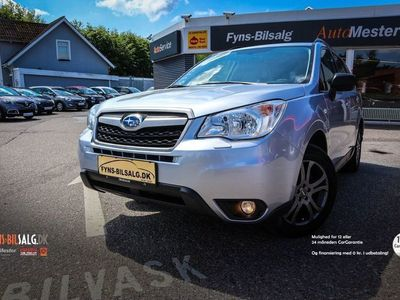 brugt Subaru Forester 2,0 X aut. AWD Van