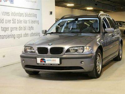 brugt BMW 320 d 150HK Stc