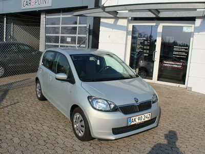 used Skoda Citigo 1,0 60 Ambition GreenTec