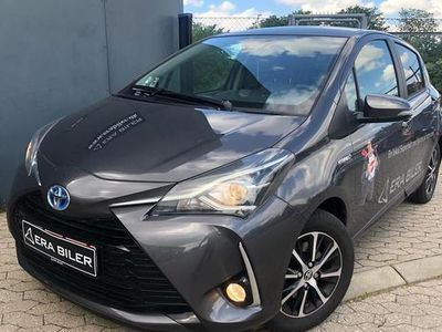 usado Toyota Yaris 1,5 Hybrid H3 Smartpakke E-CVT 100HK 5d