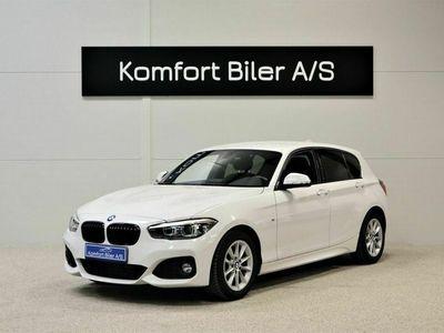 brugt BMW 116 i M-Sport 1,5