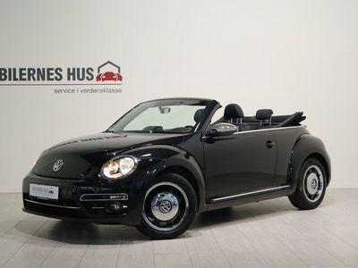 brugt VW Beetle 1,4 TSi 150 Cabriolet DSG