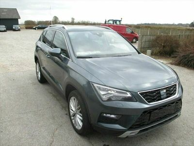 brugt Seat Ateca TSi 150 Xcellence DSG