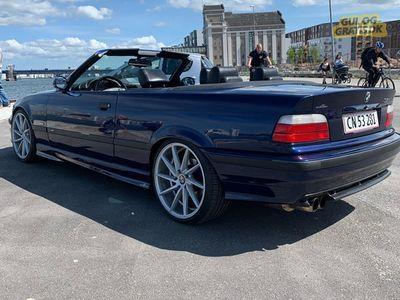 brugt BMW 325 Cabriolet E36 i aut