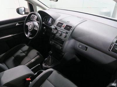 brugt VW Touran 1,6 TDi 105 Comfortline 7prs BMT
