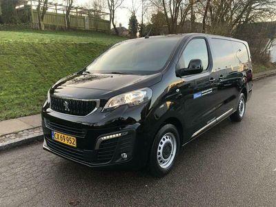 brugt Peugeot Expert L3 2,0 BlueHDi D Premium 122HK Van 6g