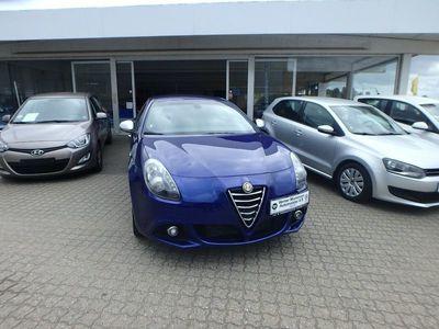 brugt Alfa Romeo Giulietta 2,0 JTD 175 Distinctive TCT