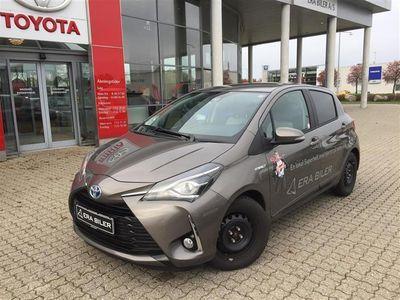 brugt Toyota Yaris 1.5 Hybrid (100 hk) aut. gear H3 Smartpakke
