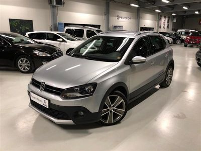 käytetty VW Polo Cross  1,6 TDI 90HK 5d