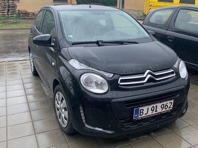 brugt Citroën C1 1.2 82 HK Pure Tech